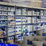 Stand dei prodotti SIGMA