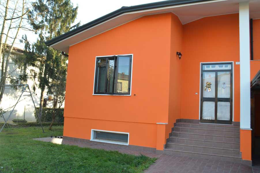 Casa residenziale gaiba colorificio farp - Colore pittura casa ...