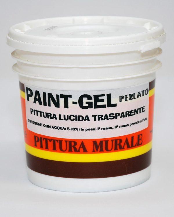 Paint GEL Lucido Perlato per Interni
